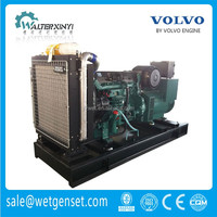 High quality 75KW volvo diesel generators turkey prices europe silented performances air cooled