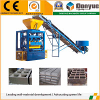 alibaba best quality concrete block machine cement brick making machine price in india