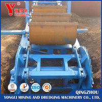 Bucket gold dredger, gold extraction machines, gold mining equipment for sale
