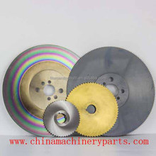 Steel Cutting HSS Circular Saw Blade For U-steel