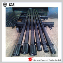Quality Rock Drilling Equipment Male Famale Speed MF Rod for Percussive Drilling Tunneling Mining