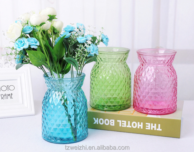 Party Decoration Glass Vase Party Decoration Glass Vase Suppliers