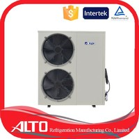 Alto AHH-R160 quality certified air to water house heat pumps supply high temperature capacity 18.3kw/h solar heat pump