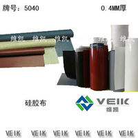 Good Quality Silicone Coated Fabric And