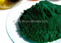 High Tinting Strength Chrome Oxide Green Pigments for Stone Paint