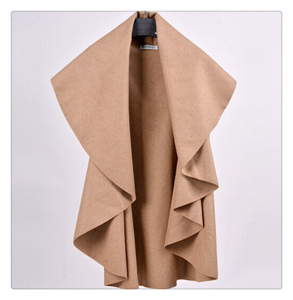 Spring new design european style Schal hoodie shawl clothes women,women coat