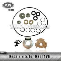 turbocharger cartridge chra Rebuild kit repair kit for HE551VE HE551V