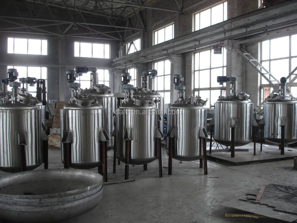 200L stainless steel beverage mixing tank