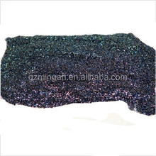 Wholesale Nail Art Glitter Chameleon Rainbow Holographic Laser Powder For Nails