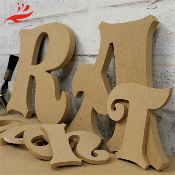 laser cut Christmas mdf decoration
