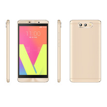 6.0inch HD Screen MTK6580A Android 6.0 8GB Memory V20 OEM Celulares Baratos