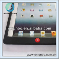Cheap Smart silicon case for Ipad 2/3/4 have in stock 10 pcs /corlor