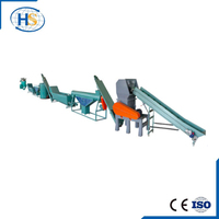 Waste Film Washing Machine And Plastic Recycling Line