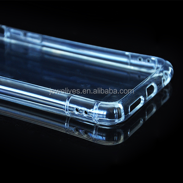 TPU transparent phone case for iphone 6s