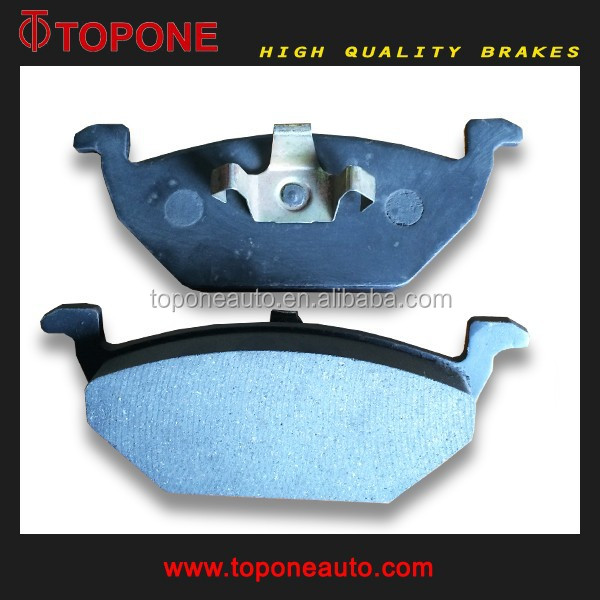 23130 Brake Pad GDB1287 6R0698151A Auto Disc Brake For VOLKSWAGEN GOLF IV Brake Pad