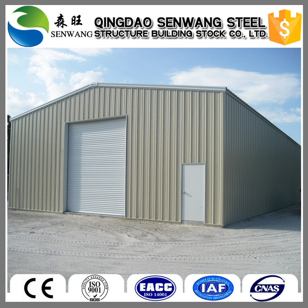 Building kits prefabricated steel sheds