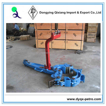 High quality!API Spec 7K drilling rig drill pipe/casing Manual Tong Type B