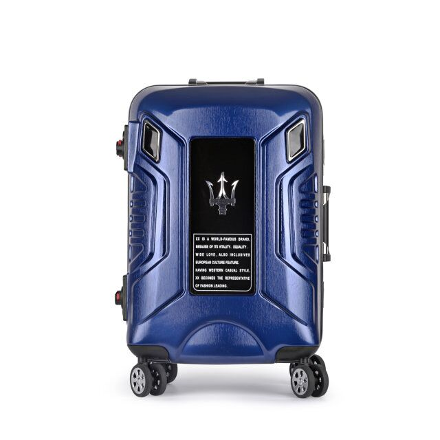 suitcase Aluminum Hard Case Trolley Travel Luggage Bag Set