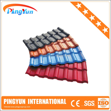 synthetic resin roof tile/kerala lightweight roofing materials/wholesale building materials