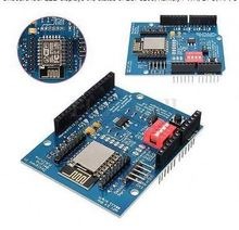 ESP8266 serial WiFi expansion board shield ESP-12E development board expansion gpio