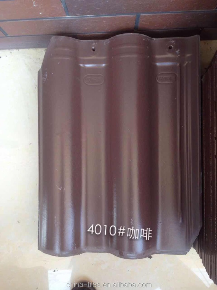 royal purple building materials roofing tile 300*400mm