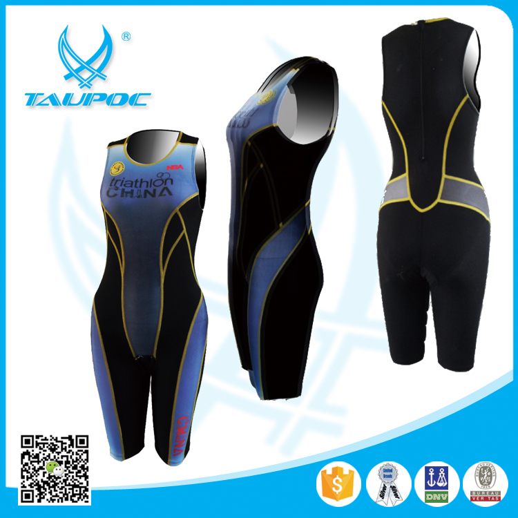 Custom Triathlon Wetsuits For Women Triathlon Bike triathlon swimming suit