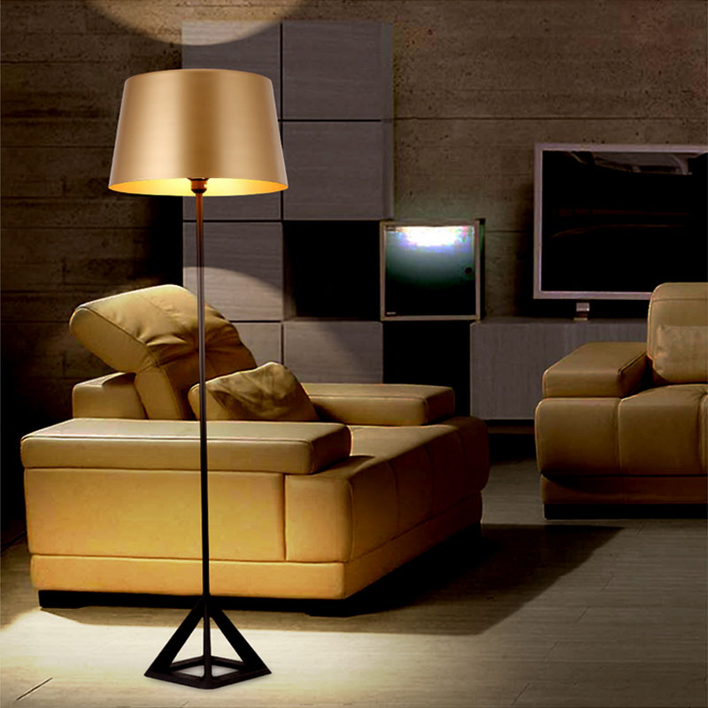 Modern LED Floor Lamp For Hotel, Base Floor Lamp Stand