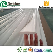 White Vinyl Window Rolling Shutter Parts for Ventilation