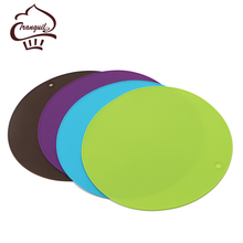 High Quality Food Grade Silicone Table Mat Heat Resistant Silicone Mat Rolling Silicone Baking Sheet Non Stick Cooking Mats