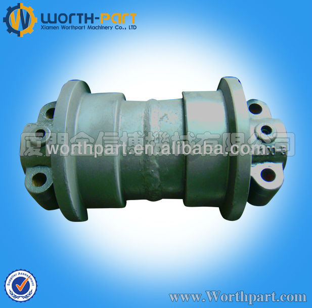 Mini Excavator and Bulldozer and Dozer Track Roller Assembly ,Bottom Roller Assy Hitachi EX12-5