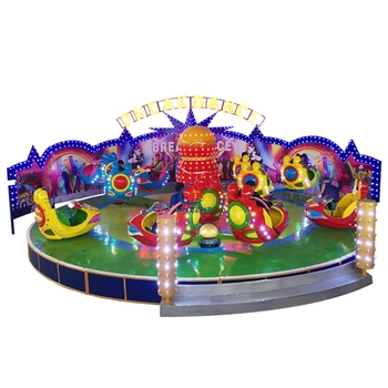 luna park cheap amusement park thrilling crazy dance rides for sale