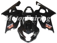 Customized ABS Plastic Sport Mold Bodywork Injection Fairing Kit For Suzuki GSXR 600 GSXR750 2004 2005