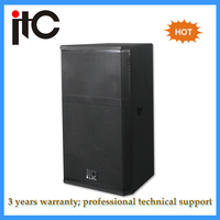 PA System electrical power pro audio speakers