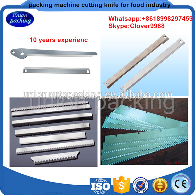 Stainless steel food slicer rotary blades