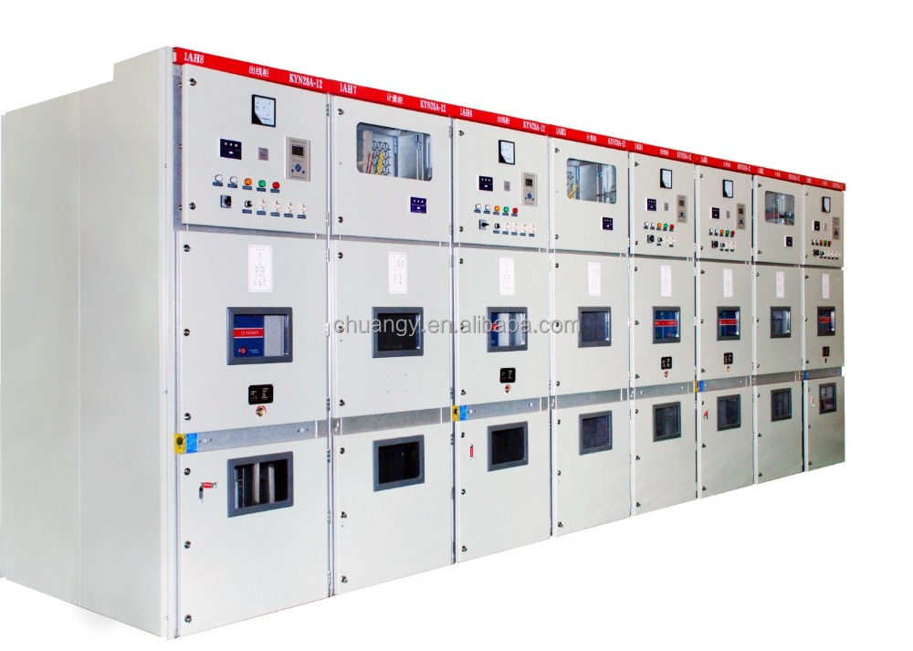 HV Switchgear AC 50/60Hz, 12-24kv CYS-KYN28A-24
