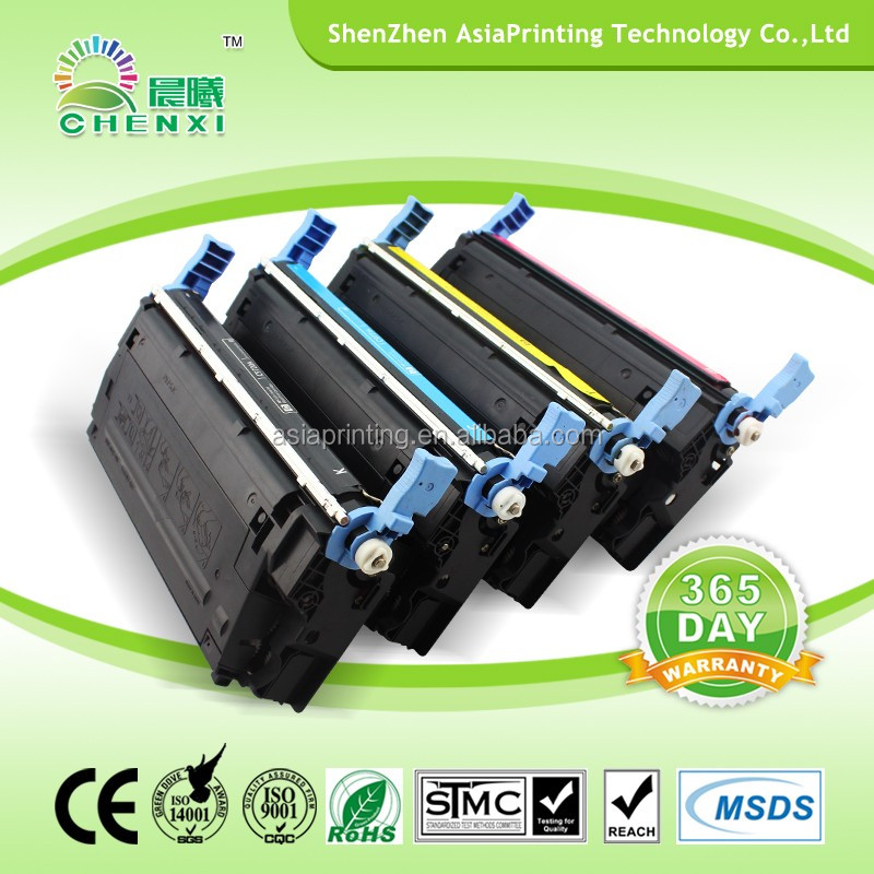 Factory directly supply Black Toner cartridge C9720A for HP LaserJet 4600 Color Printer