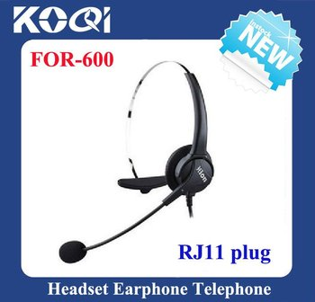 Hot sell corded headset FOR600
