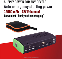 0506~12000Mah Jump start for emergency application of Vehicle/car,Hot sales Jump Starter