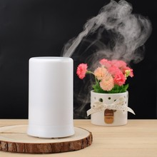 2018 New Arrival LED light USB Mini Aromatherapy Essential Oil Diffuser