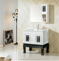 HM-063(ABS)china bathroom vanity cabinet,cheap hotel bathroom vanities