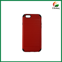 On Sale Hot Item Pc+ silicon Phone Case For Iphone 6s Strong Case