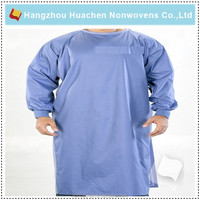 Zhejiang Manufacturer Disposable Nonwoven Chemical Free Clothing