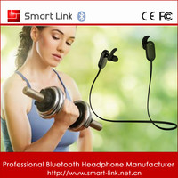 Mobile phone use waterproof stereo fashion sport bluetooth headset
