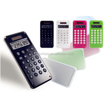 Promotional plastic 10 digit gifts calculator