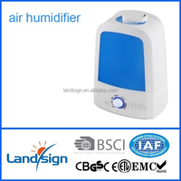 UV Lamp Ultrasonic Cold Mist Essential Oil Aroma Humidifier