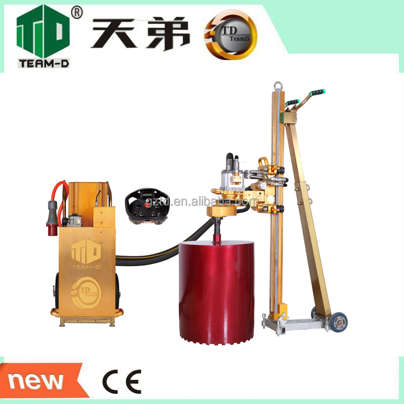 Hydraulic Road Cutting Machine Motor Type Concrete Road Cutter Hand Hold road saw