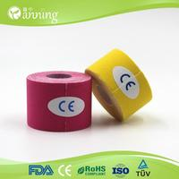 strong muscles kinesiologytape(ce approved),strong magnetic tape,pre-cut wrist kinesiology strips
