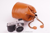 Customized dslr camera bag 2015 Leather digital camera bag