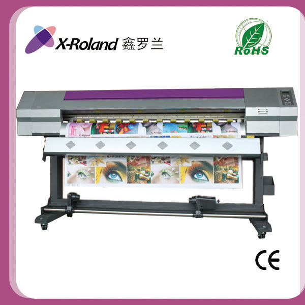 X-Roland high definition large format roll to roll digital label printer