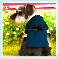2015 Hot Sale Best Quality Gentleman costume cosplay Wedding suit for pet dog clothes